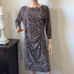 Joseph Ribkoff gorgeous dress like new condition